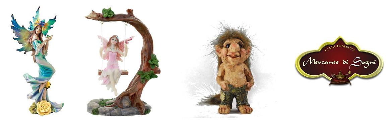 Vendita Cristalli Grezzi | L'Alchimista, Mercante di Sogni